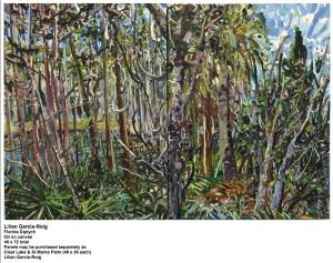 Lilian Garcia-Roig: Group exhibition at Thomas Deans Fine Art
