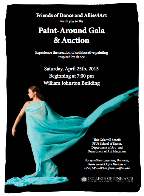 2015 Paint Around Gala & Auction