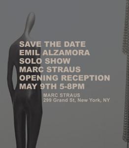 Emil Alzamora Solo Show