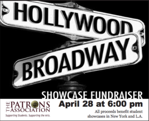 Showcase Fundraiser