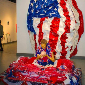 FSU Art MFA '12 Heidi Haire was interviewed by Allison Kridle about her recent shows at 621 and the 621 Annex.