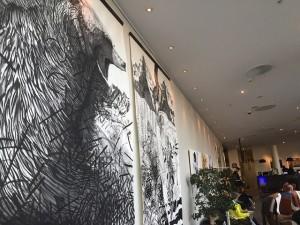 FSU Art MFA '09 Matt Miley – Stockholm Art Week – Exhibit and Artist Talks