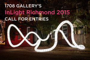 Now accepting proposals for InLight Richmond 2015!
