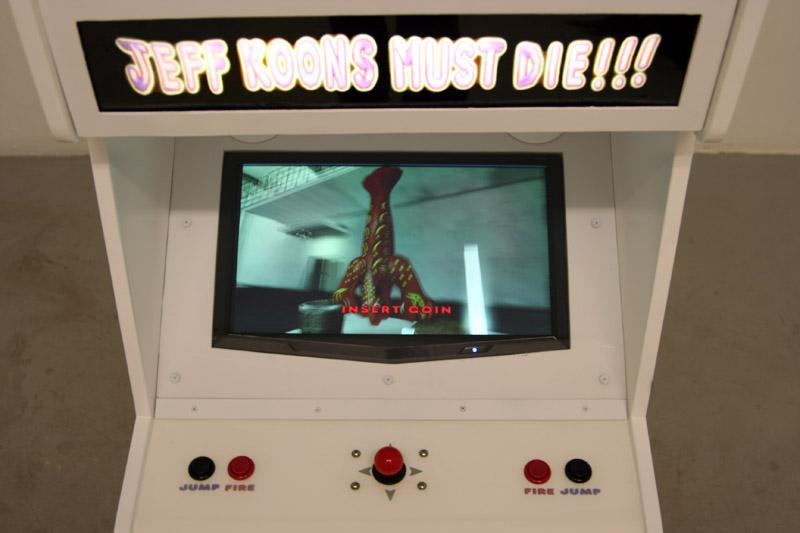 Jeff Koons Must Die