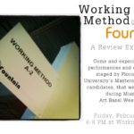 Working Method Goes to Fountain