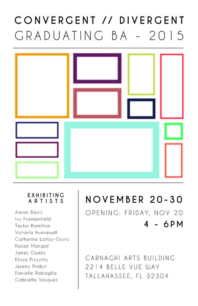 BA-Exhibition Poster