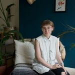 Sunny Eckerle sitting