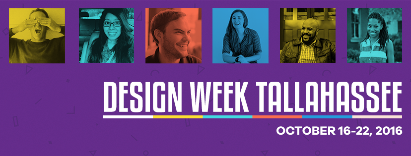 Call for Volunteers @ Design Week Tallahassee