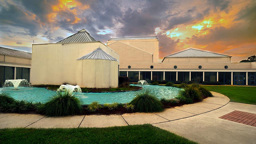 Photographs courtesy of the University of West Florida