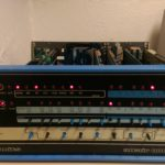 The MAL's Altair 8800 before and after some impromptu hardware repairs by Professor Duarte
