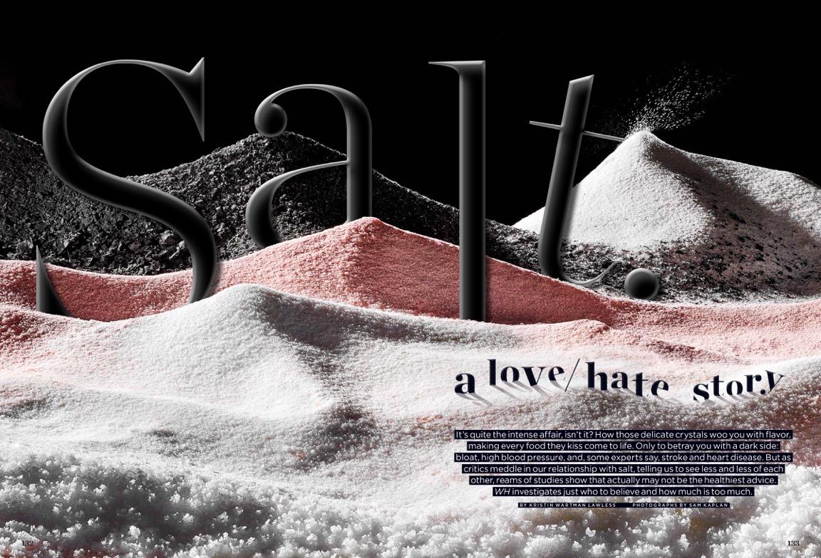 Salt: A love/hate story