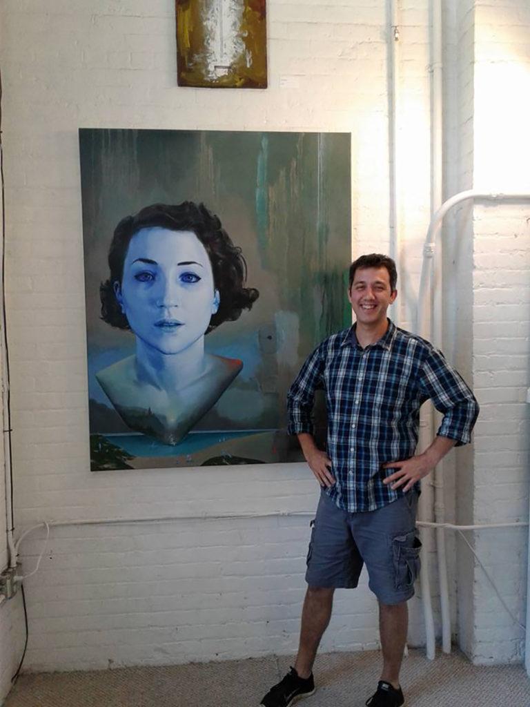 Ken Vallario artist