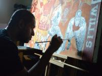 Tony Barton Painting